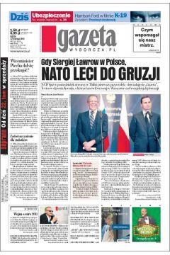 Gazeta Wyborcza - Zielona Góra 214/2008