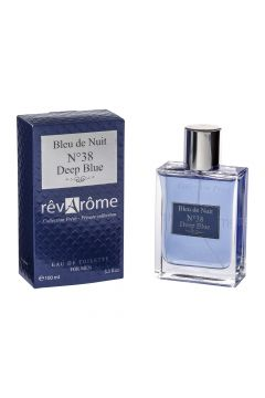 Private Collection No. 38 Deep Blue For Men Woda toaletowa