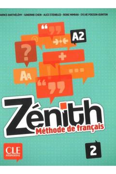 Zenith 2 podręcznik + DVD ROM CLE
