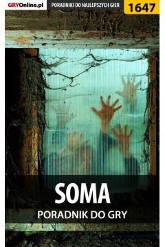 SOMA - poradnik do gry