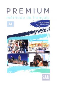 Premium A1 podręcznik + ćwiczenia + audio online