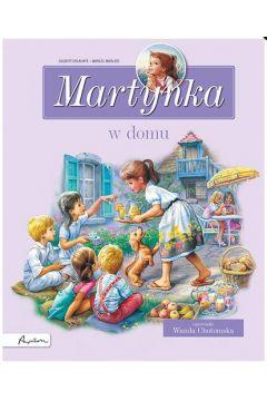 Martynka. W domu. Zbiór opowiadań
