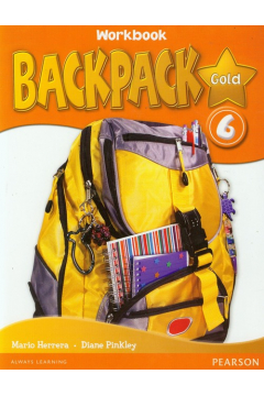 Backpack Gold 6 Workbook with CD