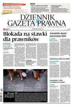 Dziennik Gazeta Prawna 160/2017