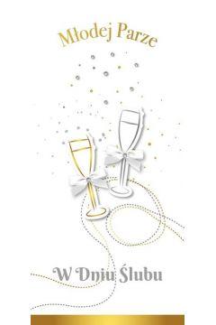 Karnet Ślub DL-105