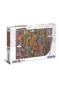 Puzzle 2000 Mordillo The Jungle