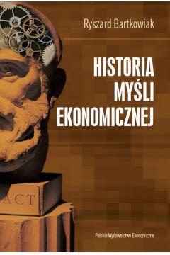 Historia myśli ekonomicznej wyd.2008