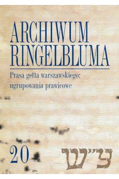 Archiwum Ringelbluma Konspiracyjne Archiwum Getta Warszawy, tom 20, Prasa getta warszawskiego: ugru