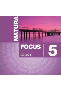 Matura Focus 5 Active Teach (wieloletni)