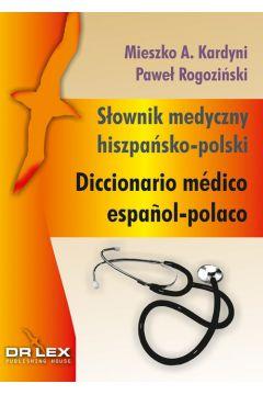 Słownik medyczny hiszpańsko polski