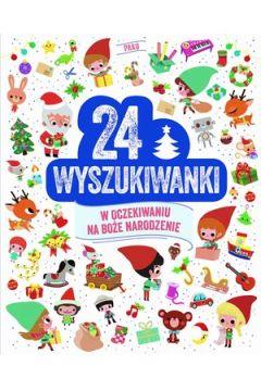 24 wyszukiwanki w oczekiwaniu na Boże Narodzenie