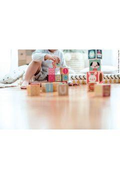 Piramida - wieża drewniana Baby Forest