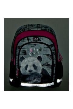 Plecak szkolny Panda