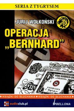 Operacja Bernhard. Audiobook