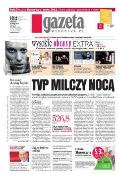 Gazeta Wyborcza - Zielona Góra 45/2011