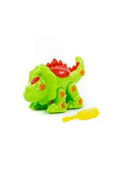 Klocki-dinozaur Triceratops