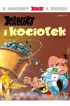 Asteriks i kociołek. Asteriks. Album 13