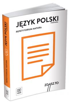 Repetytorium matura 2020. Język polski. Zakres podstawowy. Zdasz to