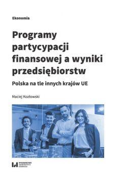 Programy partycypacji finansowej a wyniki...