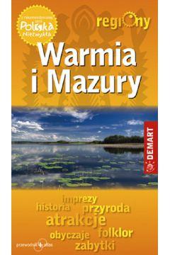 Przewodnik turystyczny - Warmia i Mazury