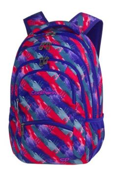 Plecak młodzieżowy COOLPACK COLLEGE A484 Vibrant Lines 81327CP