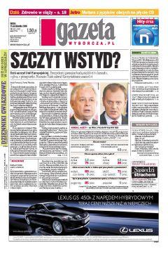 Gazeta Wyborcza - Opole 242/2008