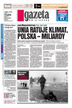 Gazeta Wyborcza - Częstochowa 291/2008