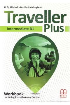 Traveller Plus Intermediate B1. Workbook