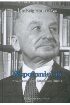 Wspomnienia wraz z kompletną bibliografią Autora