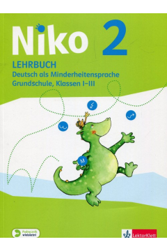 Niko 2. Lehrbuch. Podręcznik do języka niemieckiego dla klas 1-3 szkoły podstawowej