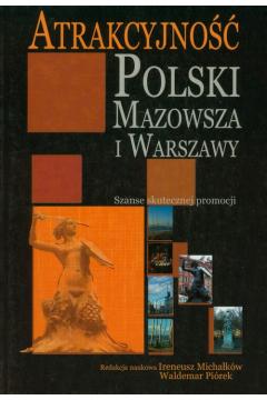 Atrakcyjność Polski Mazowsza i Warszawy