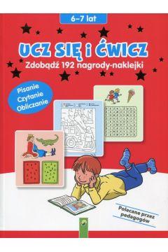 Ucz się i ćwicz 6-7 lat