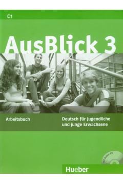 Ausblick 2 Arbeitsbuch + CD