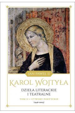 Dzieła literackie i teatralne. Tom II. Poezje dojrzałe (1947-2002)