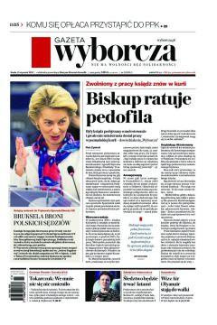 Gazeta Wyborcza - Poznań 11/2020