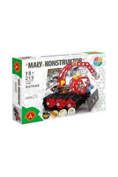 Mały Konstruktor - Ratrak ALEX