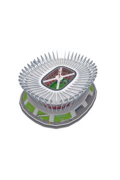 Puzzle 3D. Stadion PGE Narodowy