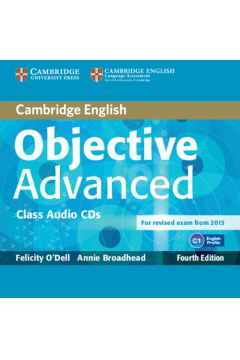 Objective Advanced Class Audio 2CD