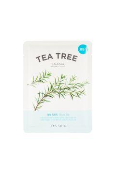 The Fresh Mask Sheet Tea Tree maska do twarzy z wyciągiem z drzewa herbacianego