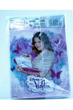 Naklejki Puffy Stickers Violetta