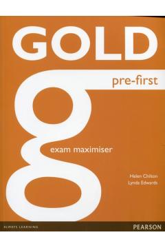 Gold Pre-First Exam Maximiser no key