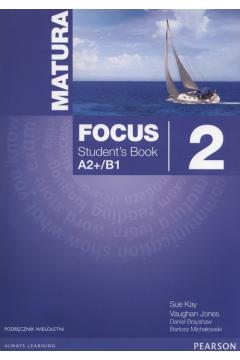 Matura Focus 2 Students Book wieloletni + CD