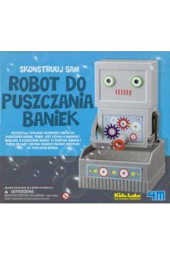 Robot puszczający bańki 3288 RUSSEL