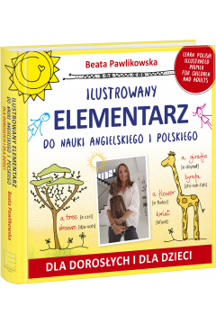 Ilustrowany elementarz do nauki ang i polskiego...