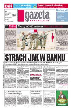 Gazeta Wyborcza - Zielona Góra 218/2008