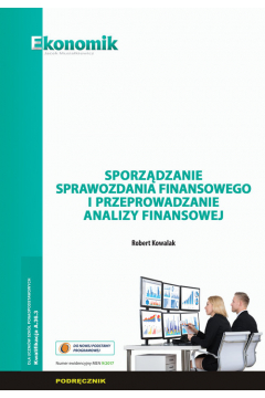 Sporządzanie sprawozdania finans. podr. EKONOMIK