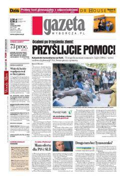 Gazeta Wyborcza - Olsztyn 12/2010