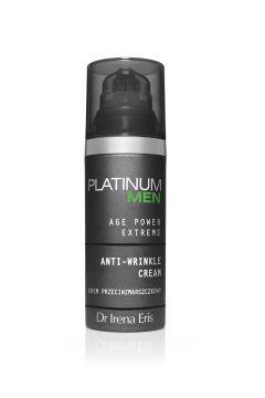 Krem regenerujący do twarzy dla mężczyzn na dzień i na noc Platinum Men Skin Recharge