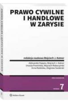 Prawo cywilne i handlowe w zarysie w.7