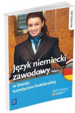 Język niemiecki zawodowy w branży turyst. - hotel.